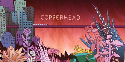 "Copperhead ""Touch"" Vinyl Release w/ John David & DJ Archive"