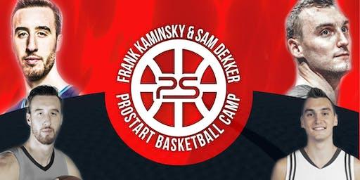 Frank Kaminsky & Sam Dekker ProStart Basketball Camp