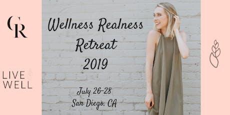 Wellness Realness Retreat 2019 tickets