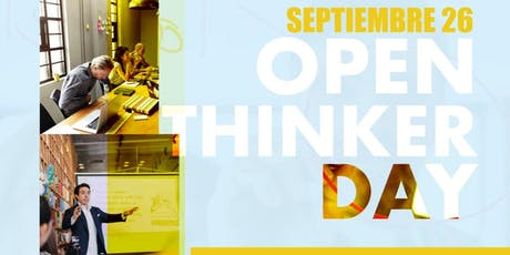 Open Thinker Day  boletos