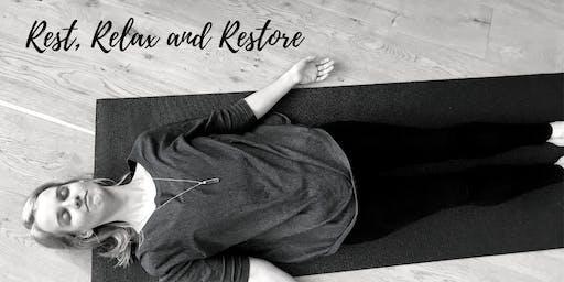 Winter Rest, Relax & Restore Night Retreat