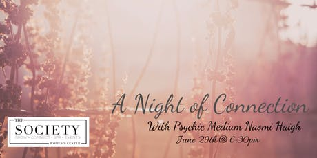 A Night of Connection tickets
