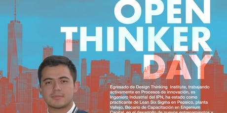 Open Thinker day  entradas