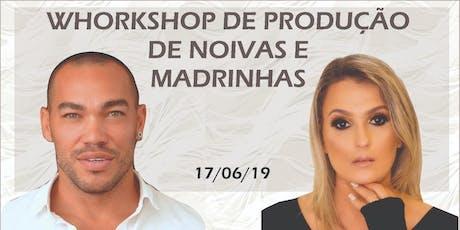Workshop de Noivas e Madrinhas com Ju Rezende e Ítalo Luz ingressos