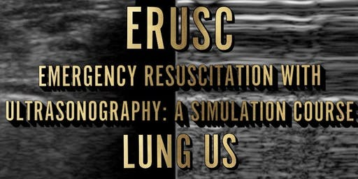 ERUSC - Lung US