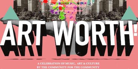 Art Worth Live tickets