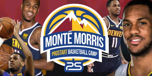 Monte Morris ProStart Basketball Camp
