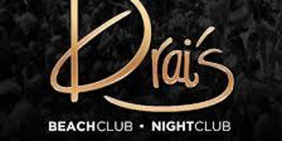 DRAIS HIP HOP NIGHTCLUB SIGN UP