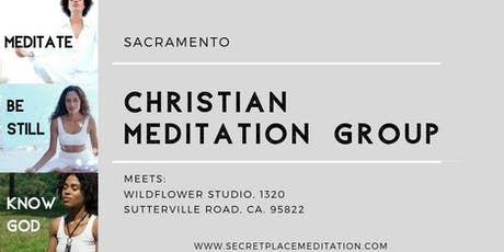 Christian Meditation Group: Meditating for a Healthy Mind, Spirit, and Body tickets
