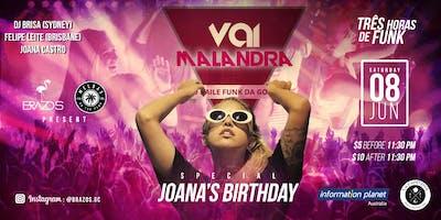 Vai Malandra - O Baile Funk da Gold (Brazilian Party)