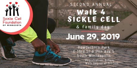 2019 Walk4SickleCell & Family Fun Day tickets