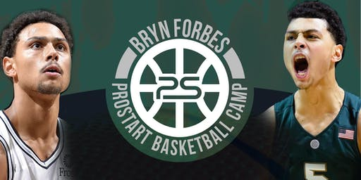 Bryn Forbes ProStart Basketball Camp