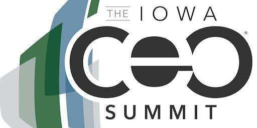 The Iowa CEO Summit - 2019