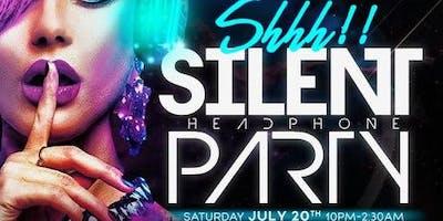 Rain Bar Silent Headphone Party