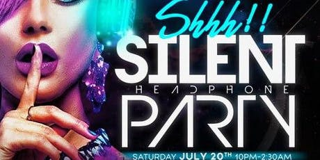 Rain Bar Silent Headphone Party tickets