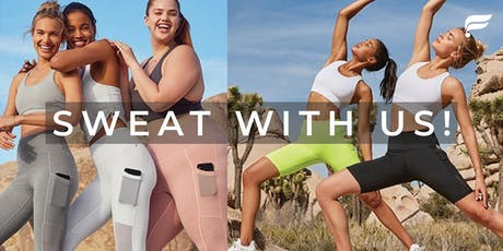 Saturday Morning Yoga at Fabletics tickets