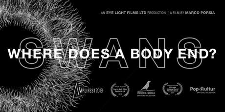 WHERE DOES A BODY END? Special Presentation tickets