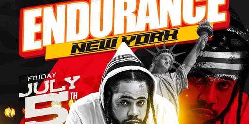 "ENDURANCE ""New York"" FT. SQUASH 6IX BOSS!!!"