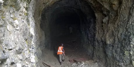 Buck Rock Tunnel Archaeological History Tour tickets