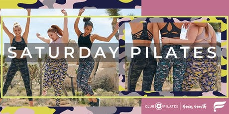 Club Pilates at Fabletics tickets