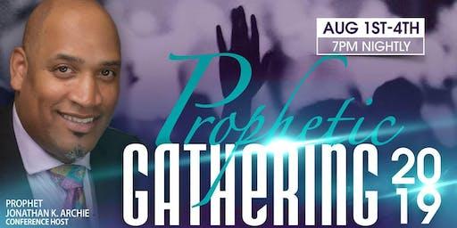 """Prophetic Gathering 2019"""