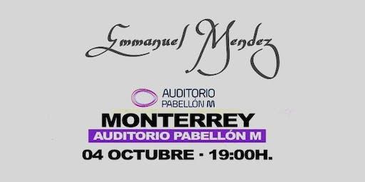 Emmanuel Mendez En El Auditorio Pabellón M