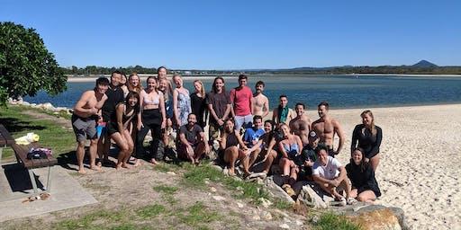 UQ Surfers Byron Bay Trip