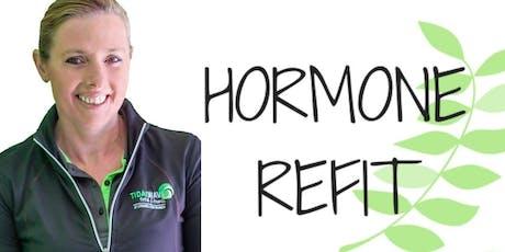 Hormone Refit Seminar tickets