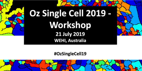 Oz Single Cell Workshop tickets