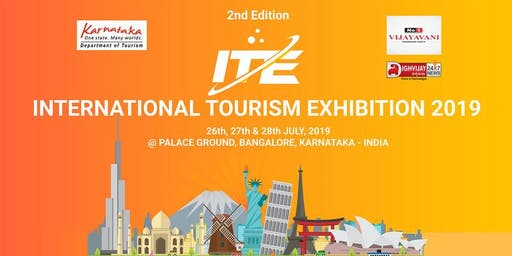 International Tourism Exhibition 2019  ITE bangalore