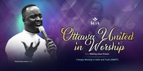Ottawa United In Worship tickets