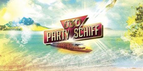 Ü30 Partyschiff - Germersheim
