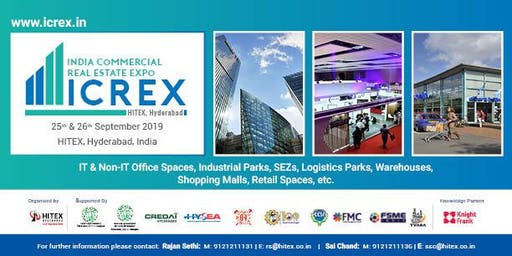 India Commercial Real Estate Expo (ICREX)