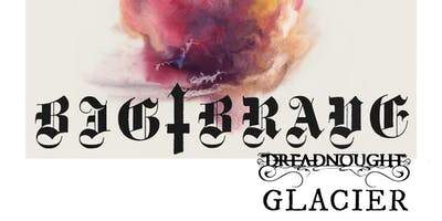 Big | Brave / Dreadnought / Glacier at Hong Kong
