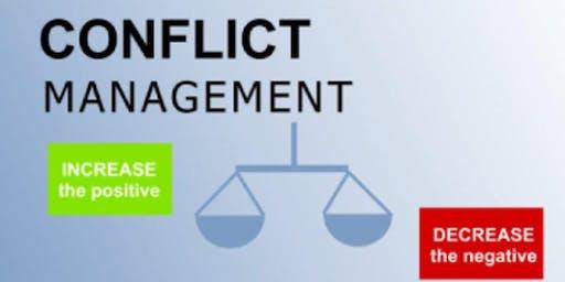 Conflict Management Training in Reston, VA  on September 16th , 2019