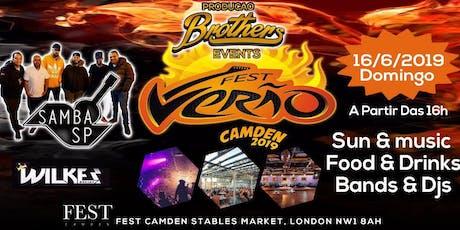 FESTIVAL DE VERAO  2019 ( SUMMER PARTY ) tickets