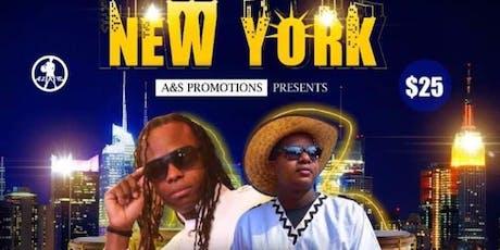 Aziatic & CWills Tour (New York) tickets