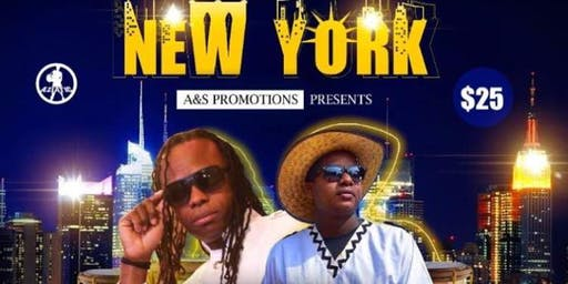 Aziatic & CWills Tour (New York)