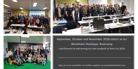 FREE 2-DAY Blockchain Bootcamp for Software Engineers tickets