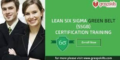 Lean Six Sigma Green Belt (SSGB) Certification Training in Jersey City, NJ, United States