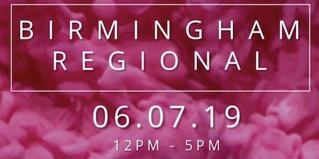 Birmingham Regional  tickets