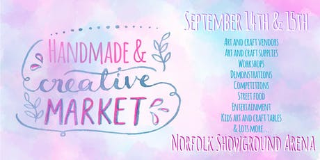 The Handmade and Creative Market tickets
