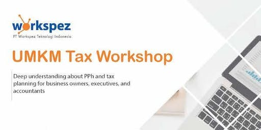 UMKM Tax Workshop