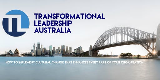 Transformational Leadership Workshop Gosford with Ford Taylor and Hugh Marquis