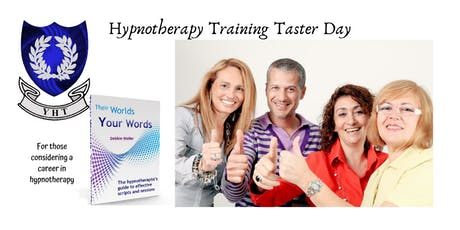 Hypnotherapy Training Taster Day tickets