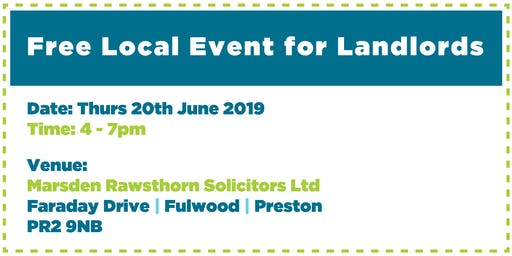 Landlord Information Event