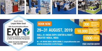 16th EverythingAboutWater Expo 2019