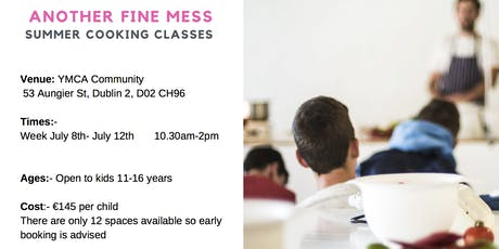 Another Fine Mess Summer Classes tickets