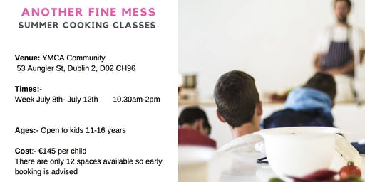 Another Fine Mess Summer Classes