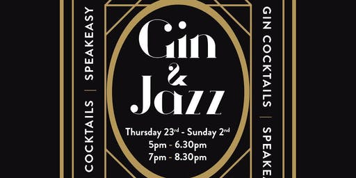 Gin & Jazz at The Pink Pop Up